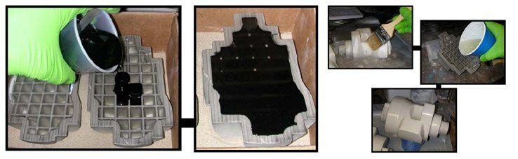 Обработка модели, напечатанной на 3D-принтере