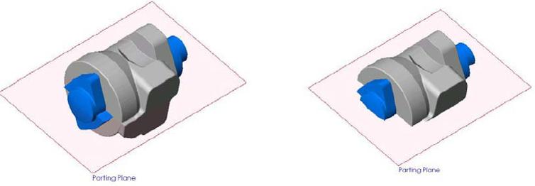 Создание математической модели оснастки
