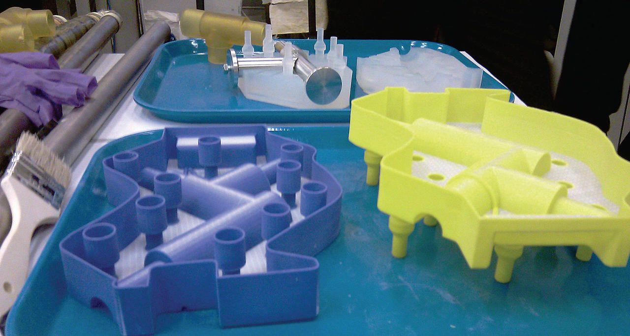 3D печать литейных форм
