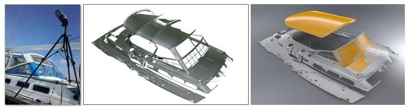3D-сканер и ПО в контроле геометрии