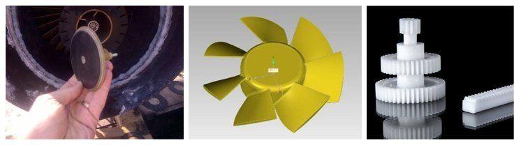 3D-печать в мелкосерийном производстве, изготовлении запчастей и прототипов
