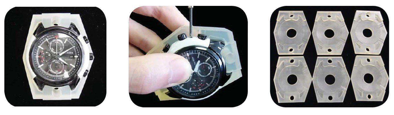 3D-печать пластиковых изделий Citizen Watch