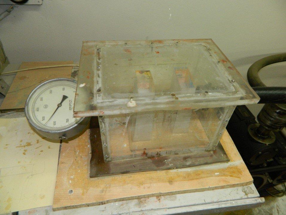 Полимеризация силикона