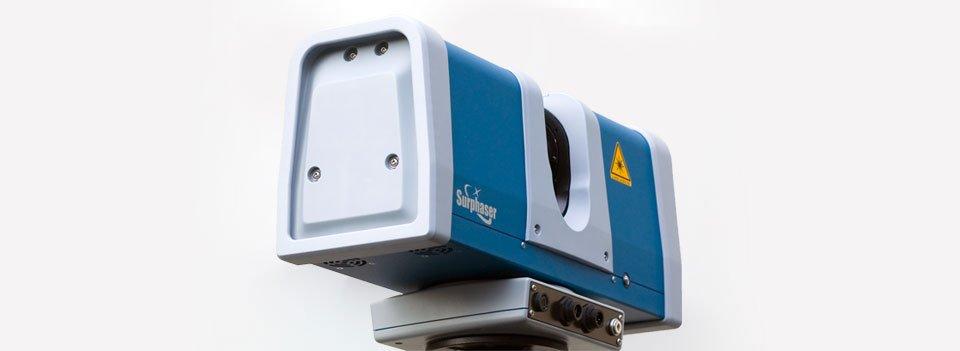 Лазерный 3D-сканерSurphaser 25HSX