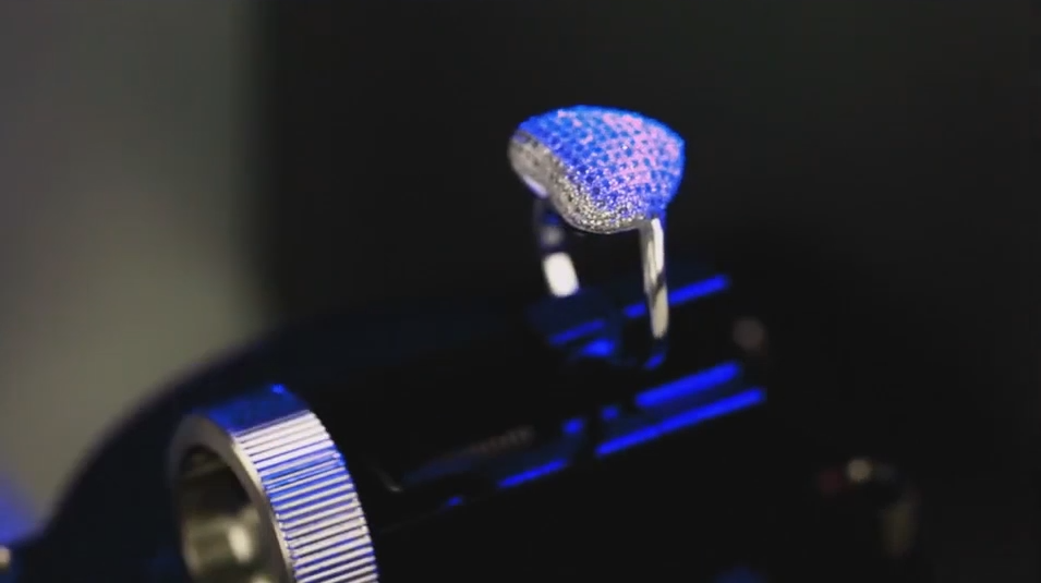 3D сканер для ювелиров Solutionix D500