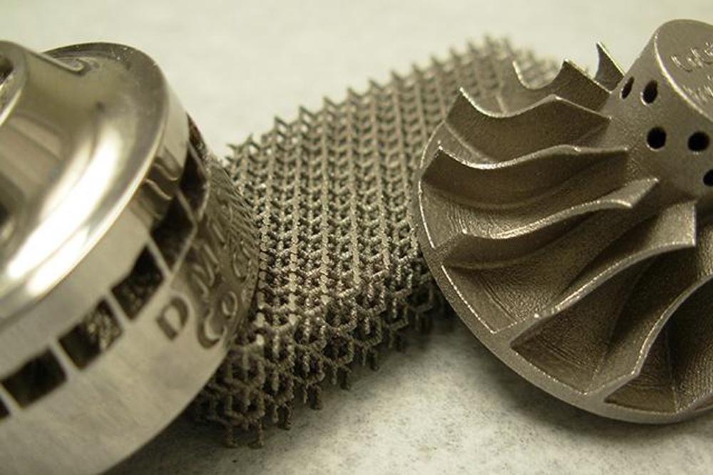 3D-печать металлами в аэрокосмической индустрии