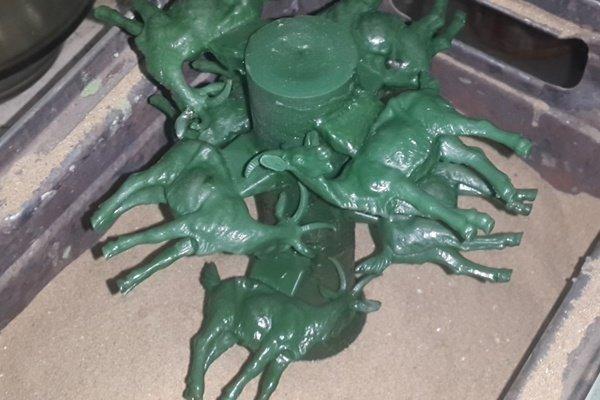 Литье по выплавляемым моделям и 3D-печать