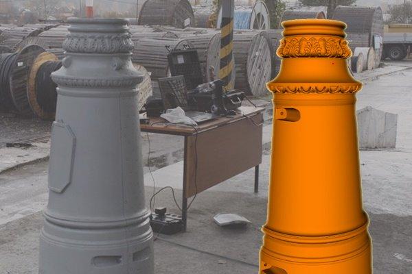 Реверс-инжиниринг с помощью 3D-сканера