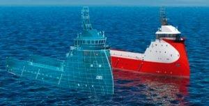 Цифровой двойник судна