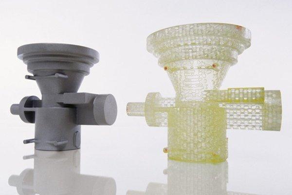 3D печать и литье по выжигаемым моделям