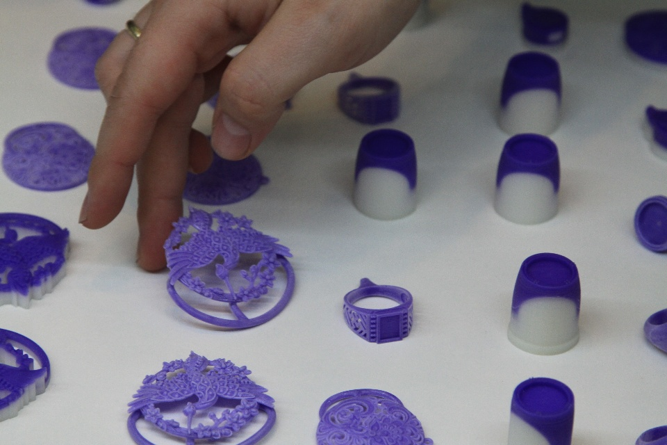 3D печать воском