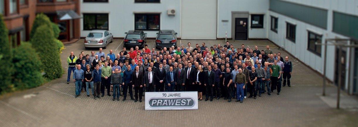 PRWEST: конкурентоспособный производитель, применяющий аддитивные технологии
