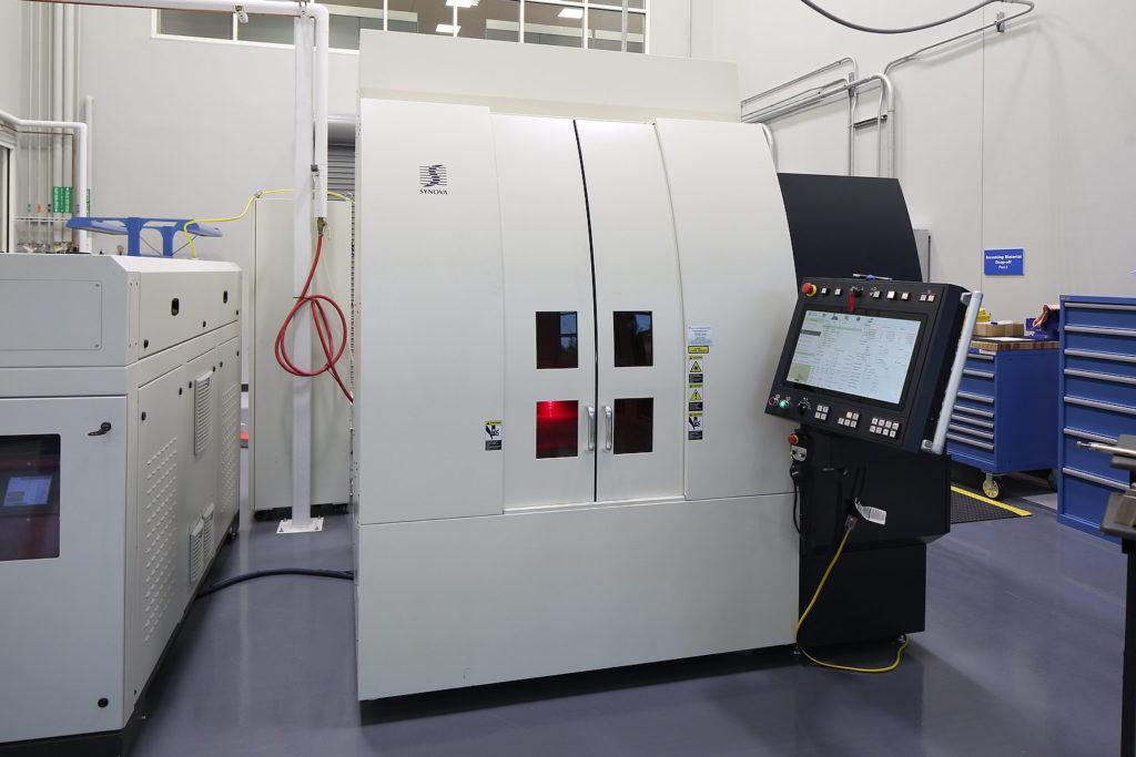 Лазерное устройство на основе технологии MicroJet