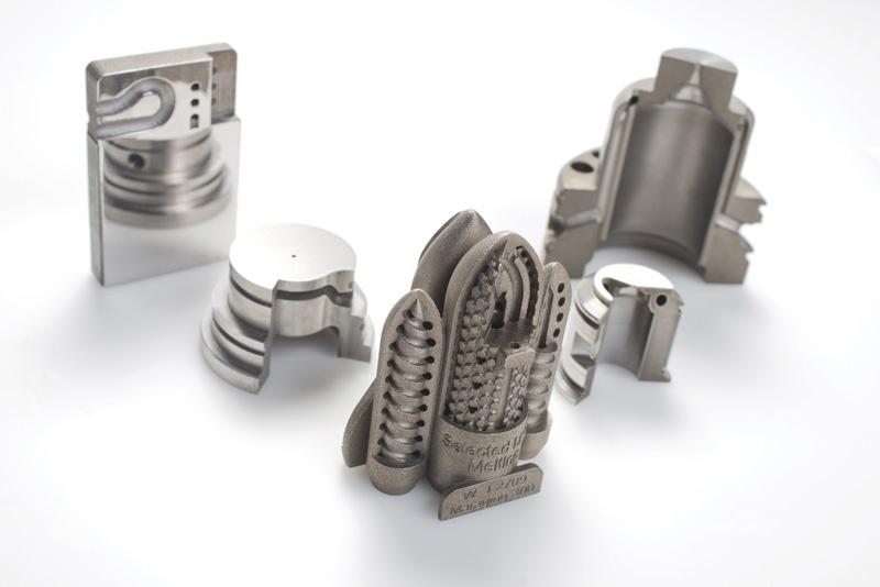 Принтер 3D печати металлом