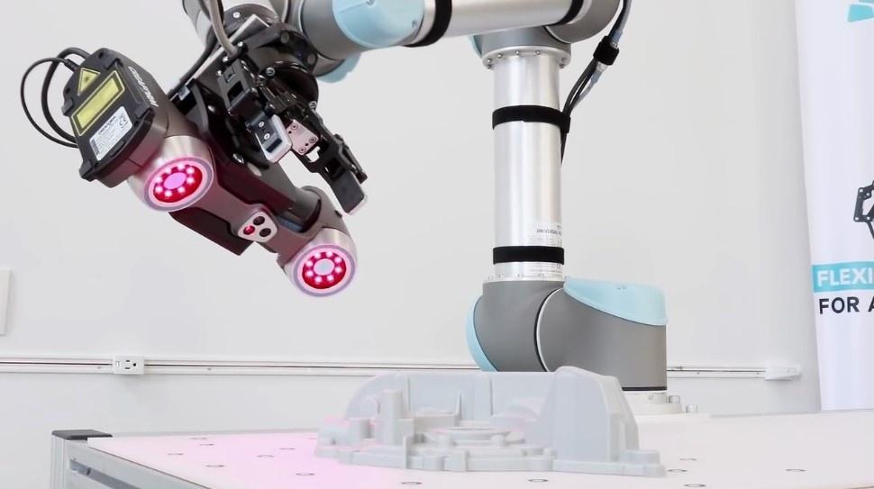 Роботизированный 3D-сканер