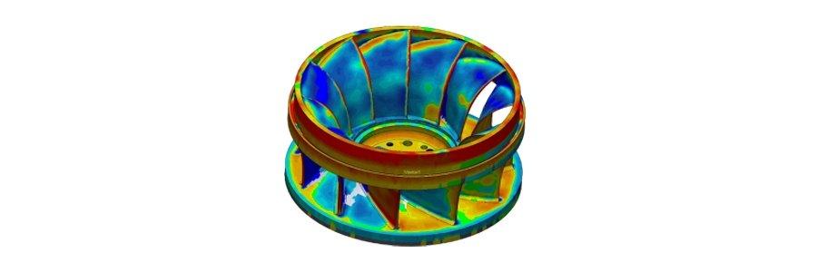 Результаты 3D-сканирования в программе Design X