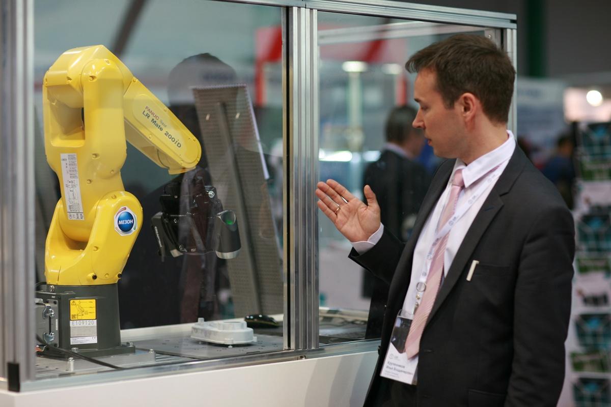 3D сканер и робот: автоматизированная система контроля качества