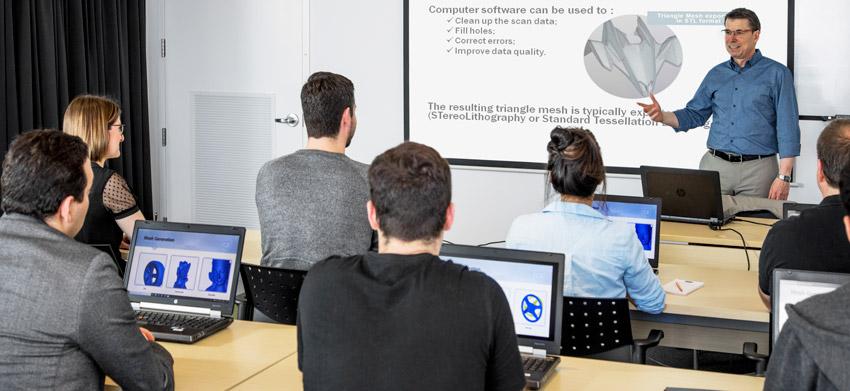 3D сканер для учебных заведений