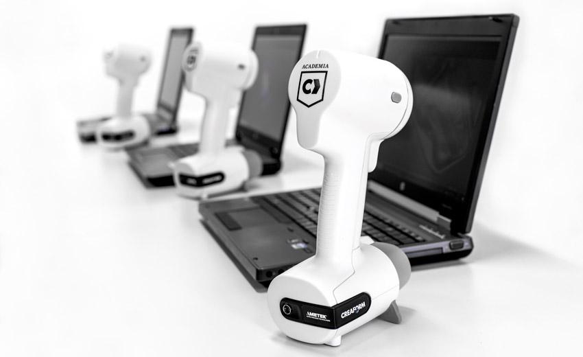 3D сканер Academia