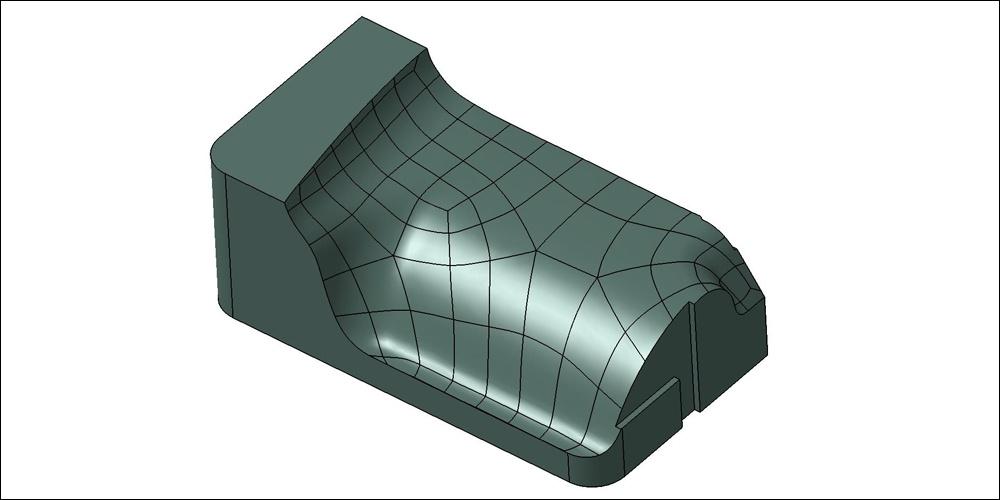 Реверс инжиниринг литой детали