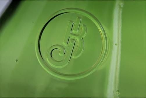 Бутылка, напечатанная по технологии SLA