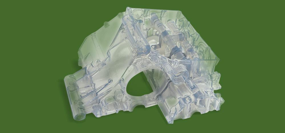 Прозрачный фотополимер для 3D-печати