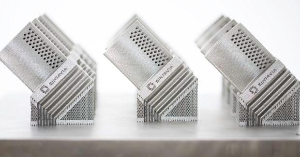 Авиакомпоненты, напечатанные на 3D-принтере
