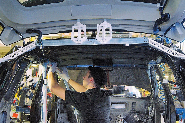 3D печать на автомобильном заводе Nissan