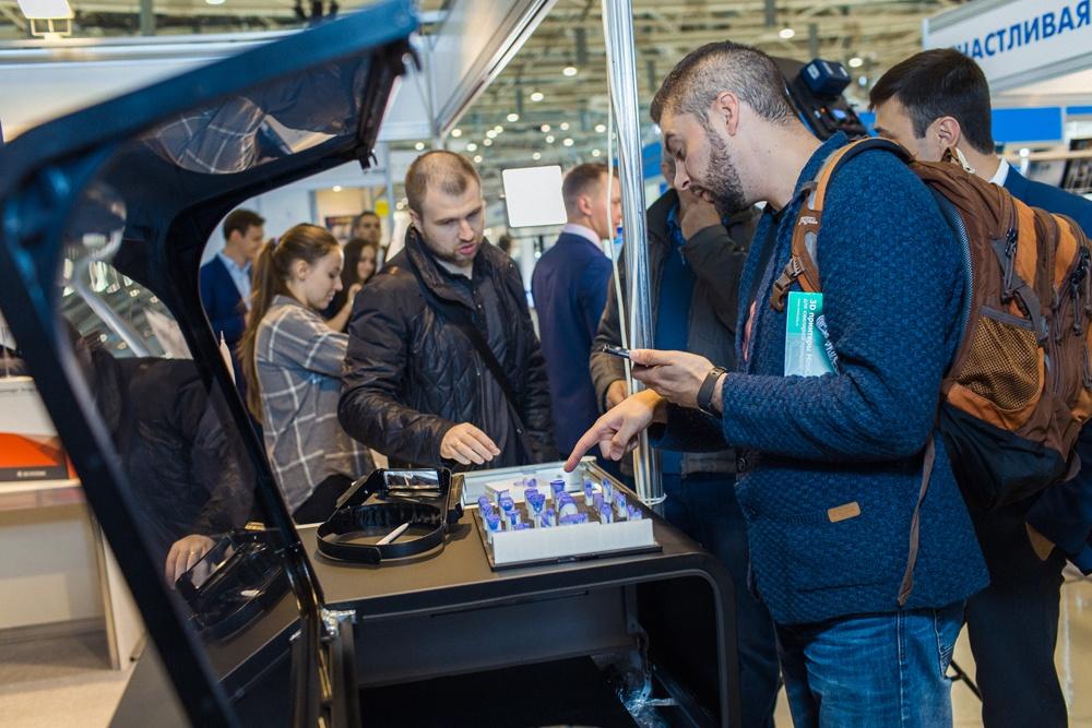 Ювелирный 3D принтер на выставке Junwex Москва