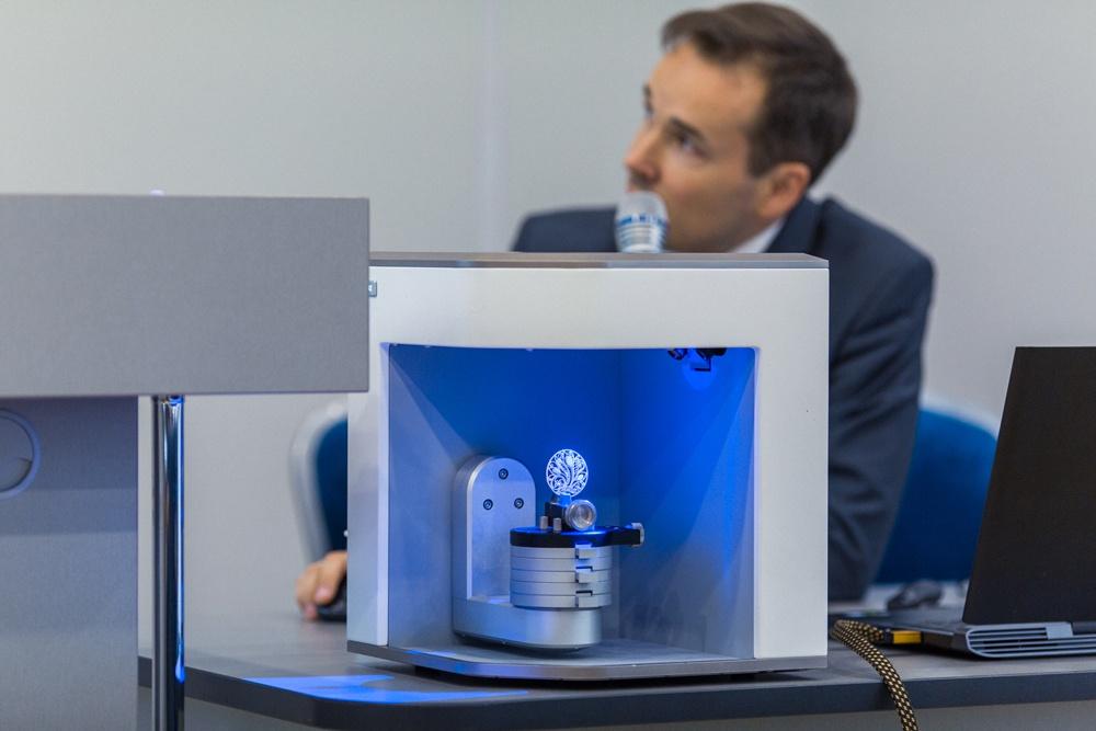 3D сканер Solutionix D700 на выставке Junwex Москва