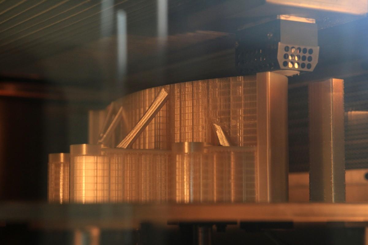 3D-печать разделительной панели для Airbus