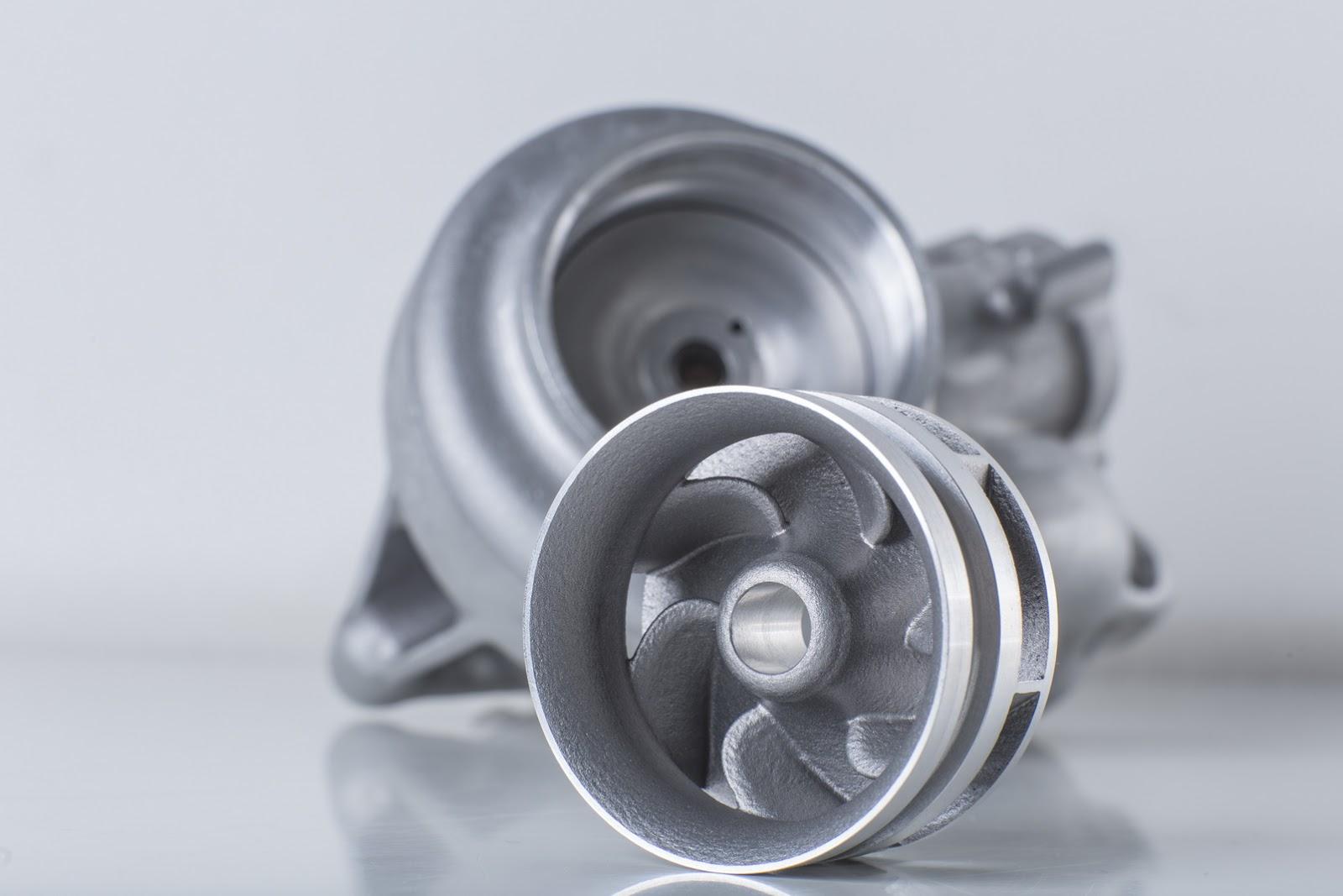 3D печать металлами BMW