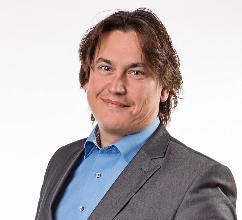 Стефаан Мотте, вице-президент и директор отдела ПО