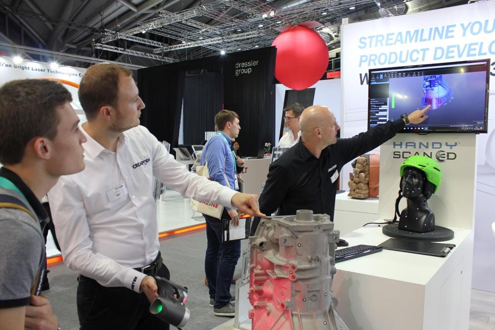 3D-сканер Creaform HandySCAN 3D
