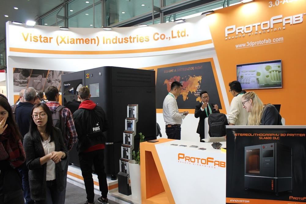 3D-принтер ProtoFab