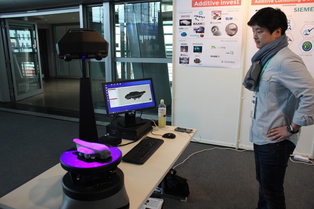 3D-сканер Solutionix C500
