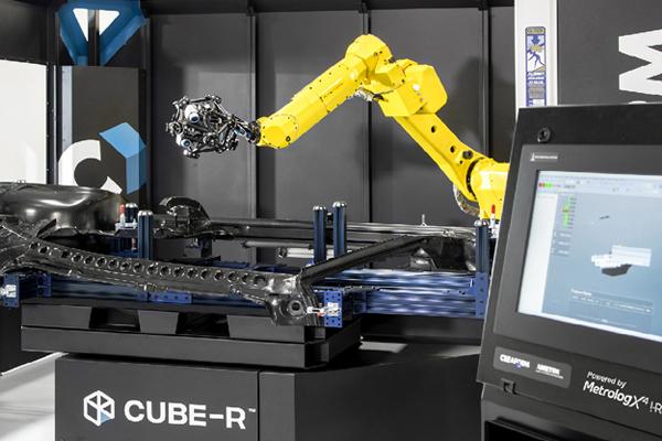 Автоматизированный контроль качества с помощью 3D-сканера
