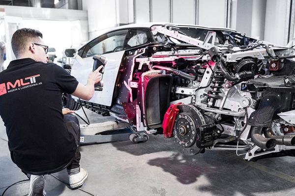 3D технологии в автомобильной промышленности