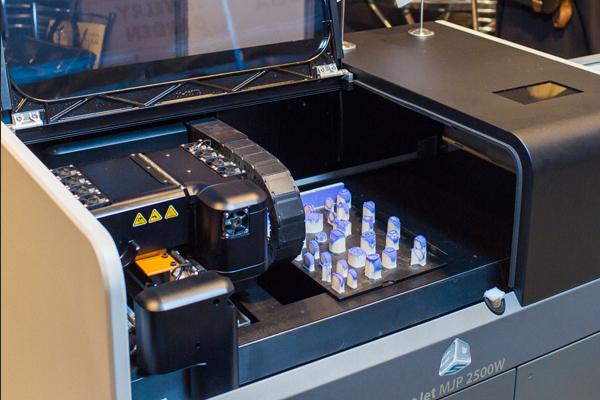 Восковая 3D печать