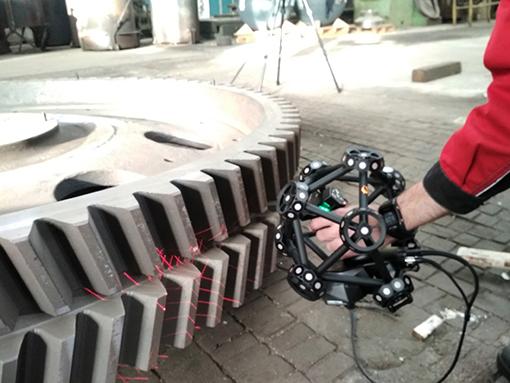 3D-сканирование в литейном производстве