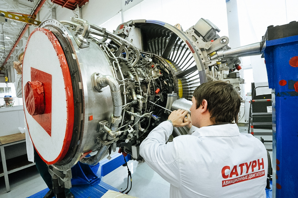 Аддитивные технологии в производстве газотурбинных двигателей