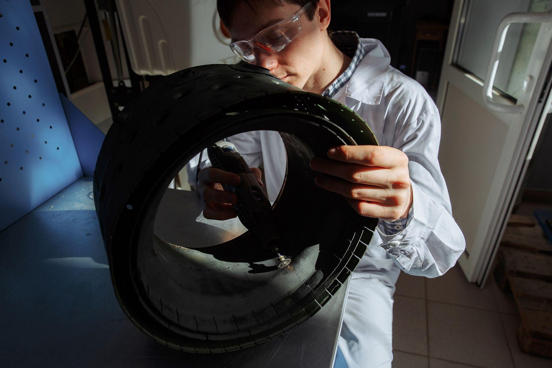 3D печать металлом в Самарском университете