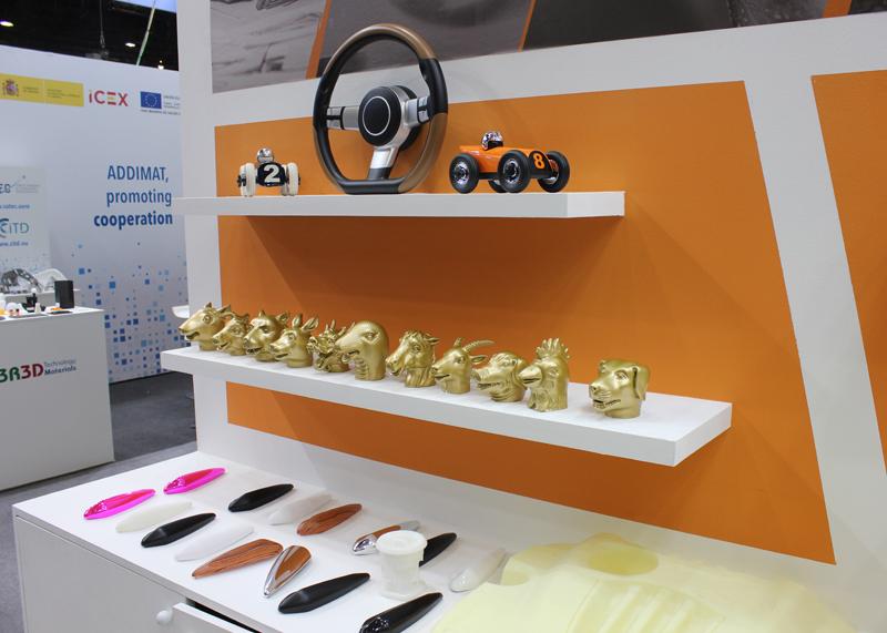 Изделия, напечатанные на 3D-принтерах ProtoFab