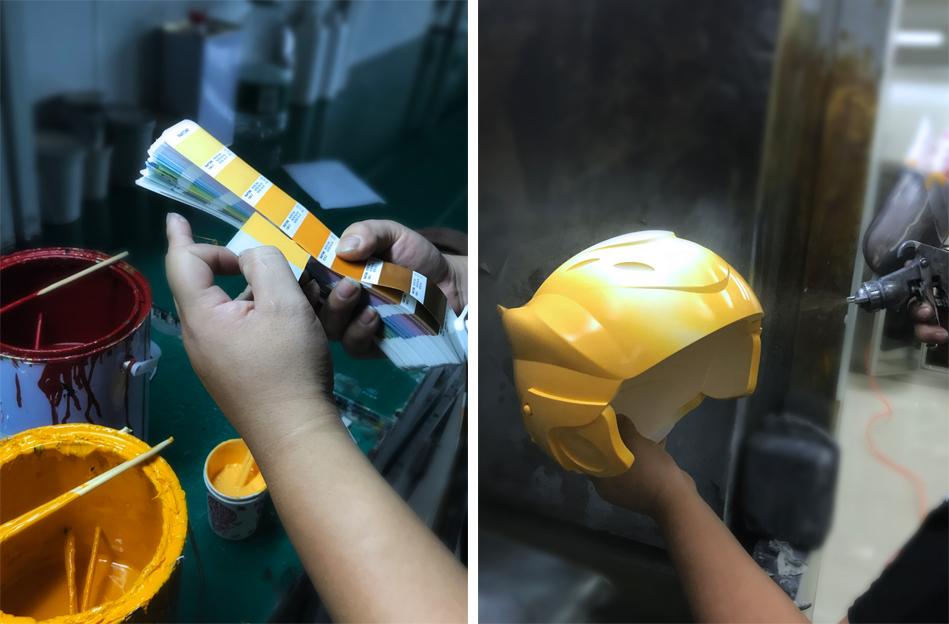 Подбор оттенков для 3D печати