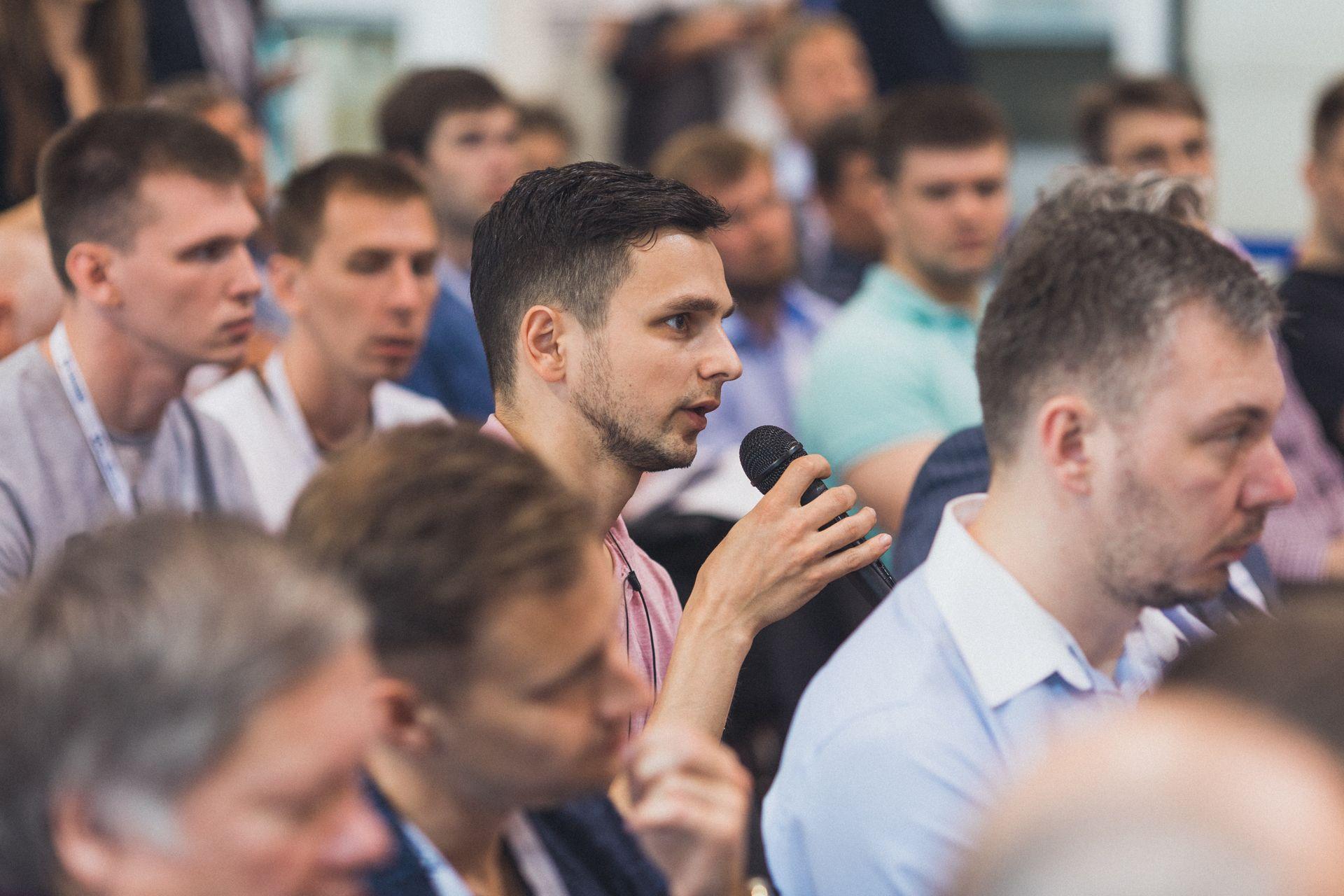 Конференция по аддитивным технологиям: вопросы из зала