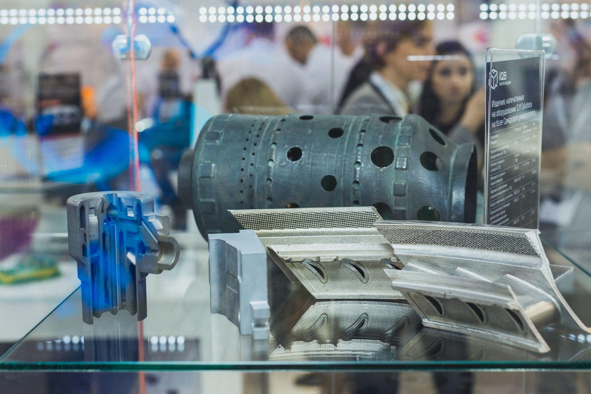 Примеры 3D-печати металлом