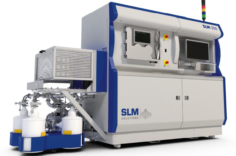 Аддитивная установка печати металлами SLM 500