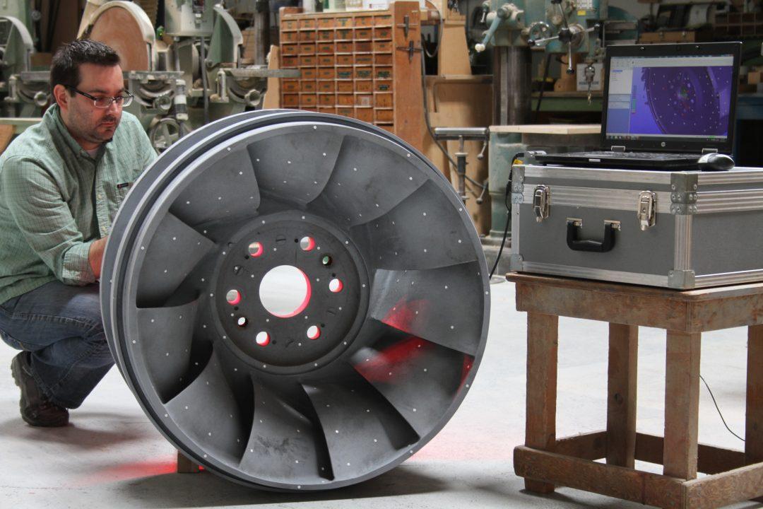 3D печать и 3D сканирование в машиностроении