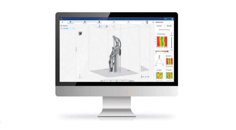 Программа для металлического 3D принтера