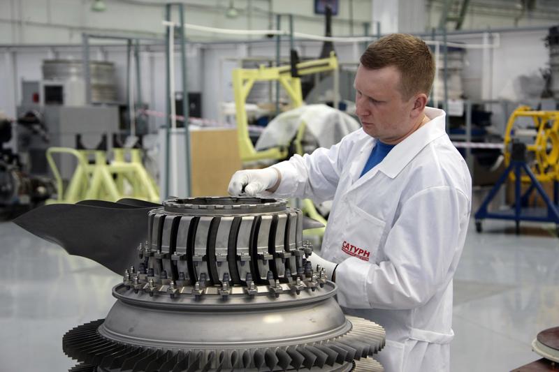Аддитивные технологии в производстве двигателей